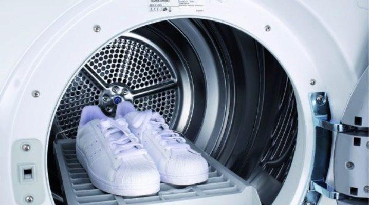 Мифы о стирке обуви в стиральных машинах